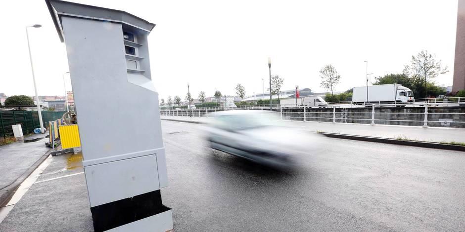 À Bruxelles, les petites infractions au volant n'étaient plus punies - La Libre