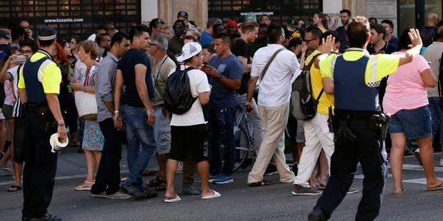 Attentats à Barcelone: une Belge parmi les victimes, deux autres Belges blessés dont un grièvement - La Libre
