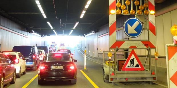 Les principaux chantiers qui vous attendent à la rentrée à Bruxelles (CARTE) - La Libre