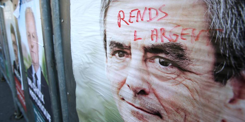 Soupçons d'emplois fictifs: François Fillon a été interrogé par le juge