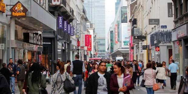 Le PIB de la Belgique a progressé de 0,4% au 2e trimestre 2017 - La Libre