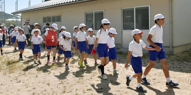 Au Japon, quand rentrée scolaire rime avec pic de suicide des enfants - La Libre
