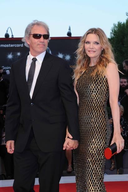 David E. Kelley et Michelle Pfeiffer
