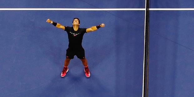 "Nadal: ""Je ne me crois pas invincible"" - La Libre"