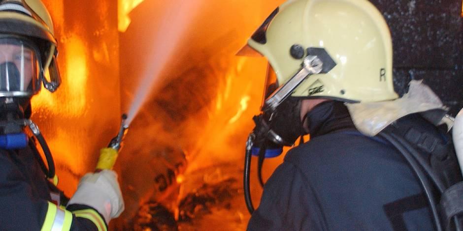 Le parquet désigne un expert en incendie — Incendie à Beersel