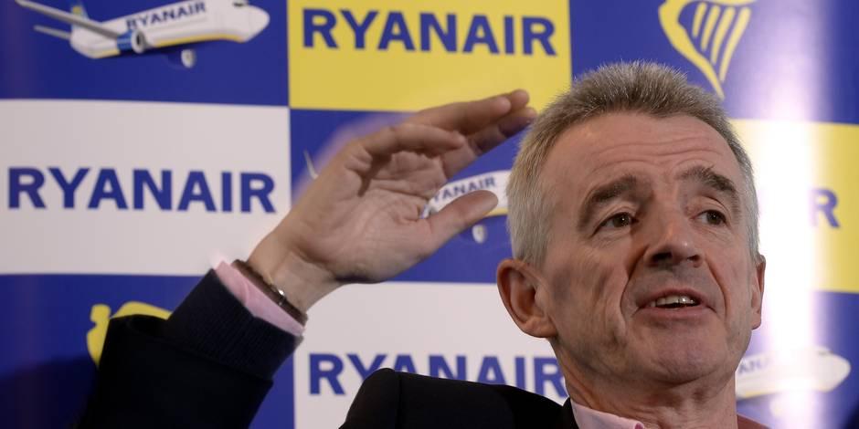 Ryanair : 2 000 annulations de vol jusqu'à fin octobre