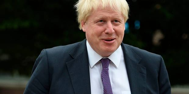 Boris Johnson critiqué pour une sortie sur des cadavres en Libye - La Libre