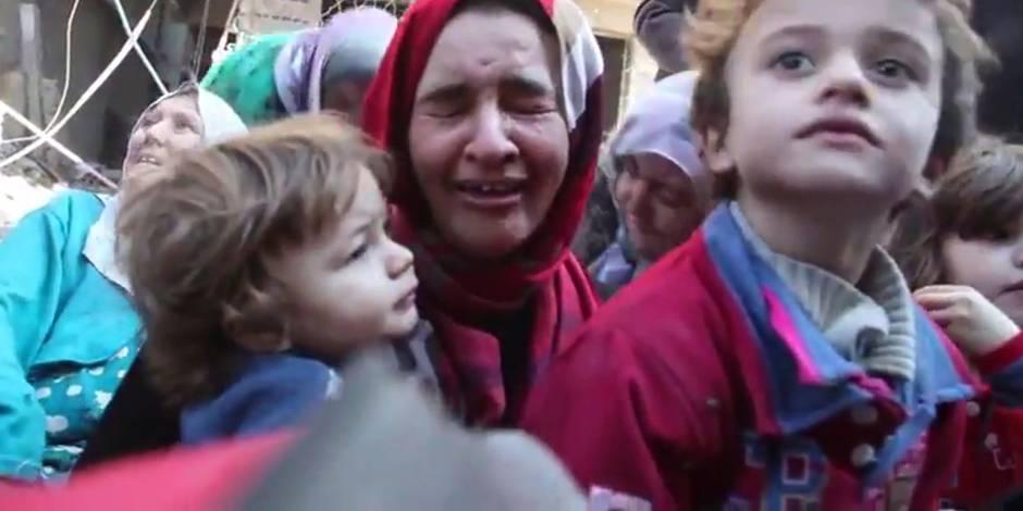 Edito: Raqqa est délivrée du mal absolu - La Libre
