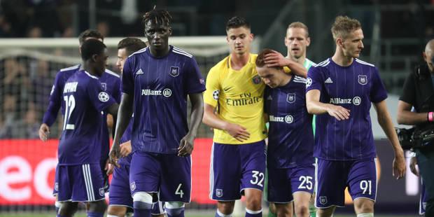 Anderlecht - PSG: découvrez toutes les réactions d'après-match en vidéo - La Libre