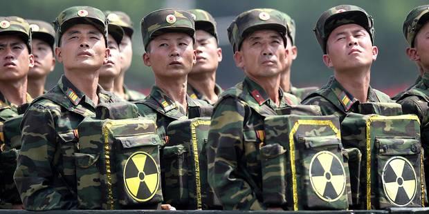"""La Corée du Nord, une """"menace sans précédent"""", selon le secrétaire américain à la Défense - La Libre"""