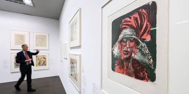 """Deux expositions lèvent le voile sur le """"trésor de Gurlitt"""" - La Libre"""