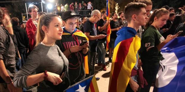 En Catalogne, une dangereuse fiction narcissique (Opinion) - La Libre