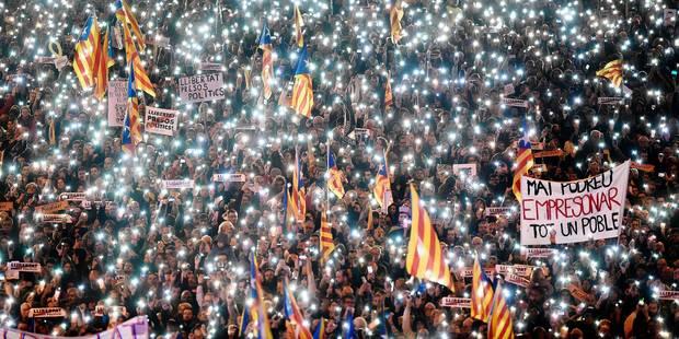 Crise de la Catalogne: Rajoy veut jouer l'apaisement à Barcelone - La Libre