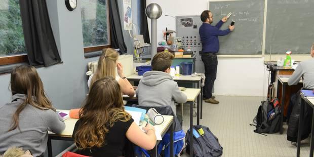 Le taux d'absentéisme à l'école en hausse en Fédération Wallonie-Bruxelles - La Libre