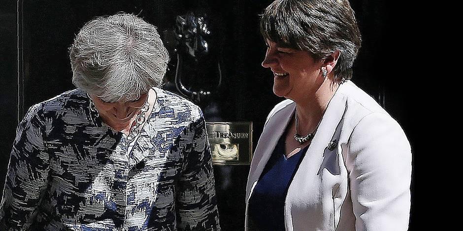 May va rencontrer Juncker à Bruxelles