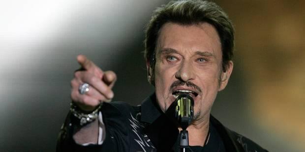 Décès de Johnny Hallyday: les JT d'RTL et de la RTBF ont fait moins d'audience - La Libre