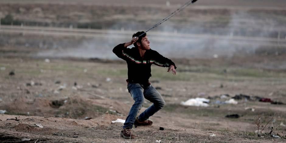 Raids israéliens sur des positions du Hamas à Gaza