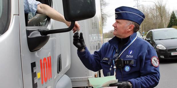 La zone de police en sous-effectif à Mons - La Libre