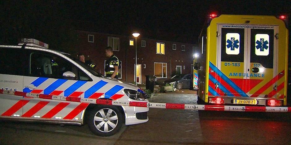 Deux morts et trois blessés dans des attaques à couteau — Pays-Bas