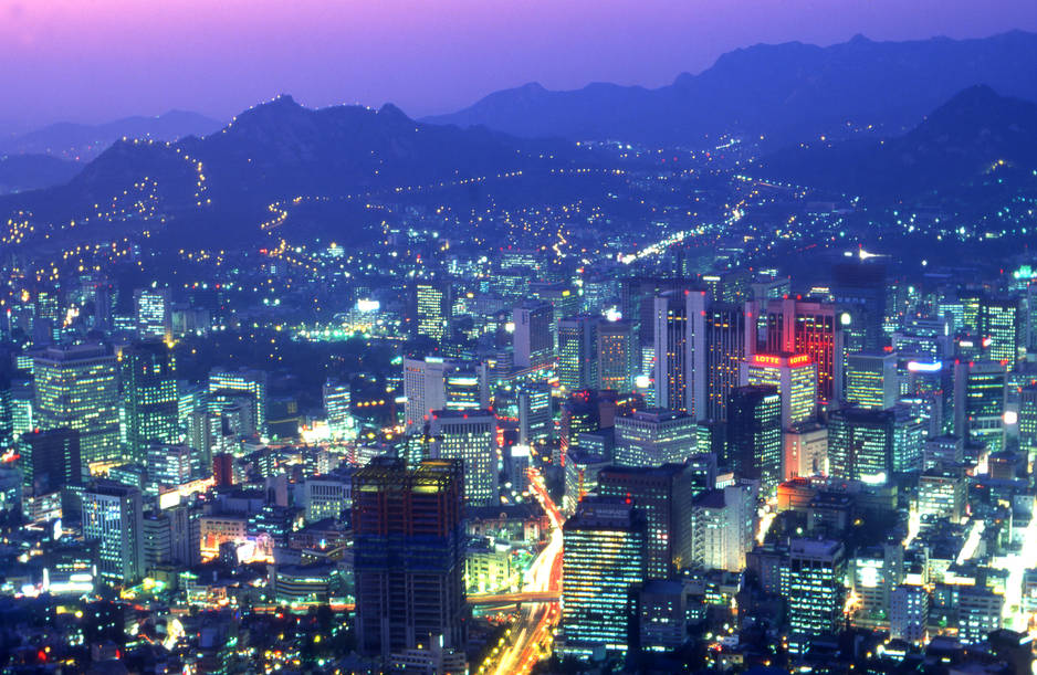 Corée du Sud. Pour l'agitation de sa capitale Séoul
