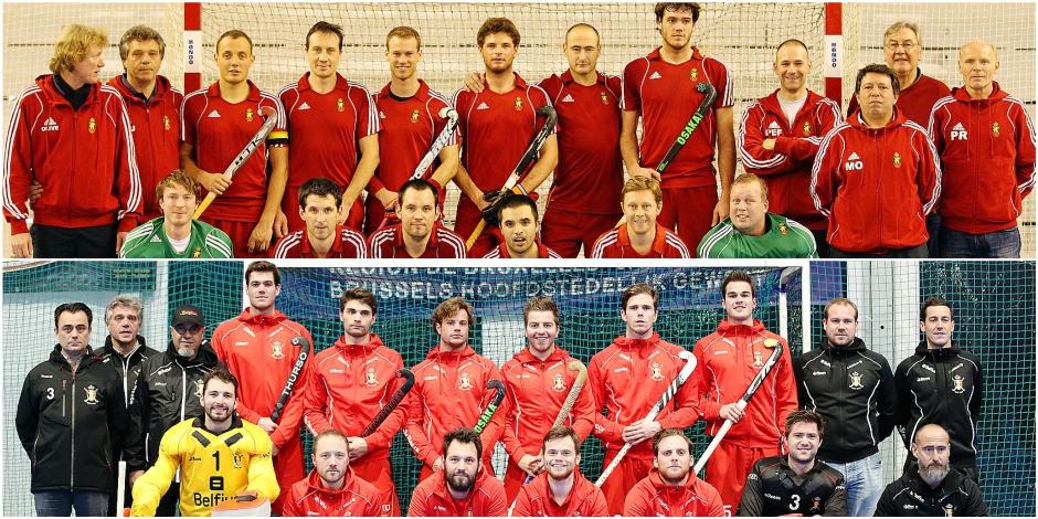 L'équipe nationale indoor: Si jeune et déjà ambitieuse - La Libre