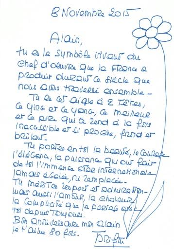 09h19 80 Ans D Alain Delon Dans Un Message Brigitte Bardot L
