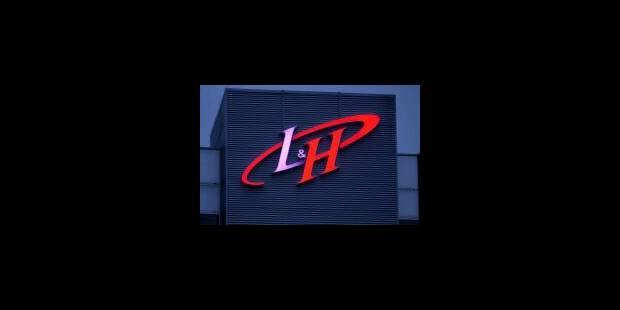 Le titre Lernout & Hauspie flambe sur le «Pink Sheets» - La Libre