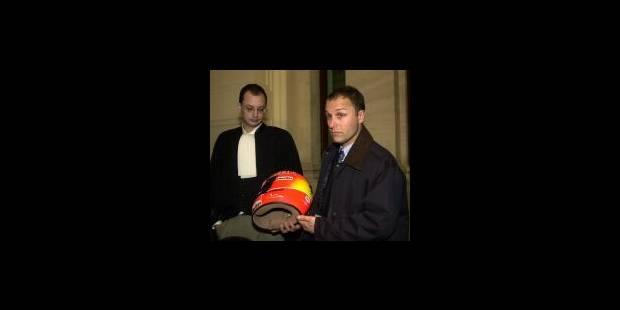 Casque de Schumacher: ordonnance jeudi au plus tôt - La Libre
