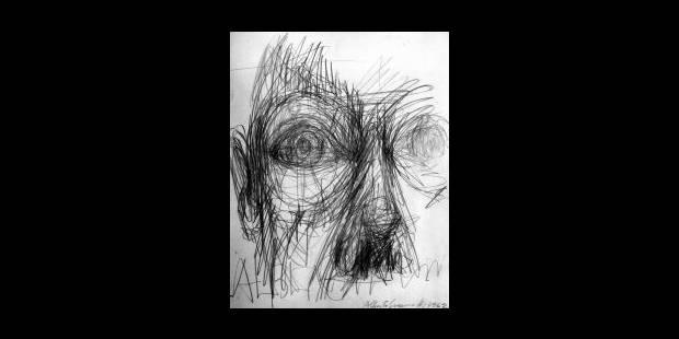 L'art du trait selon Giacometti - La Libre