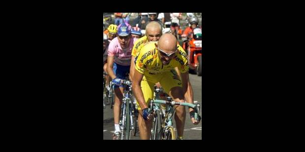 Pantani et les Lotto pour pimenter le Giro