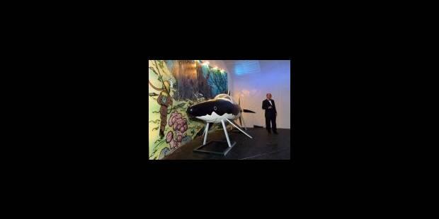 Christian de Portzamparc dessinera le musée Hergé - La Libre