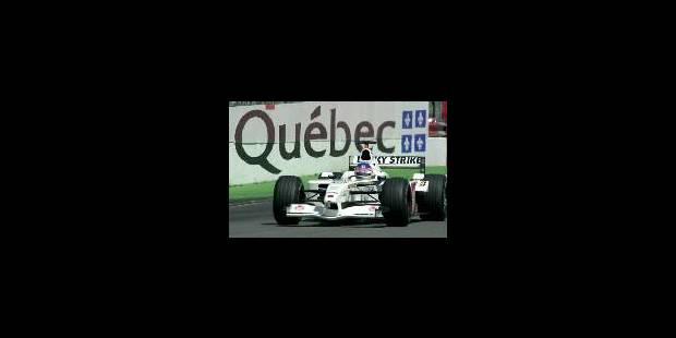 Schumacher impressionne, Villeneuve s'énerve - La Libre