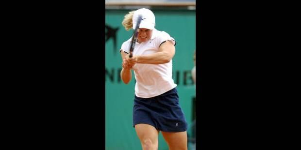 Clijsters en finale contre Capriati - La Libre