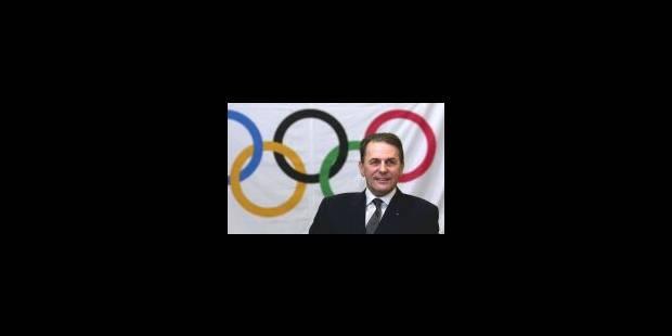 Jacques Rogge dans l'histoire olympique