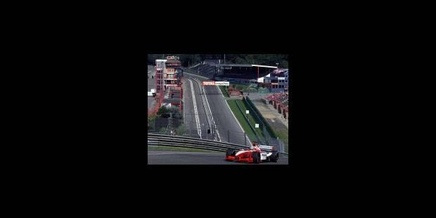 Le Grand Prix de Belgique de F1 2003 menacé! - La Libre