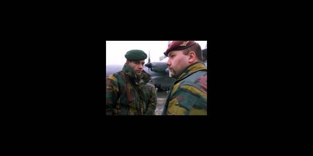 La Belgique restructure son armée