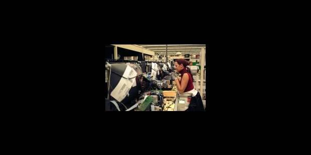 La crise du PC touche Philips en Belgique - La Libre