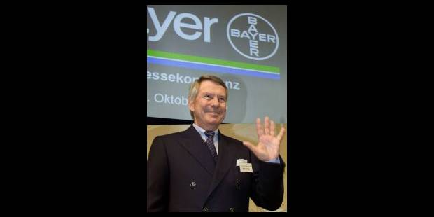 Bayer va gober Cropscience - La Libre