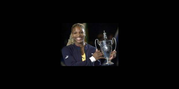 Serena Williams gagne sans combattre - La Libre