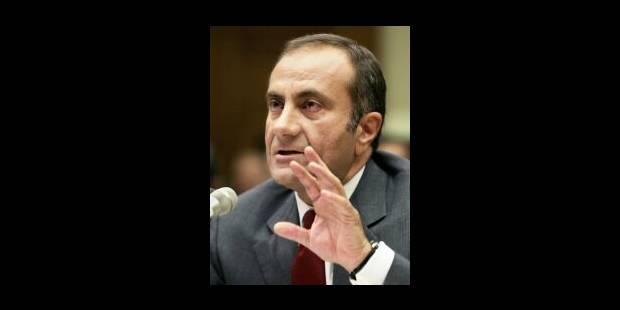 Portrait : Jacques Nasser, pdg déchu de Ford - La Libre