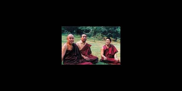 Le Tibet a sa maison - La Libre