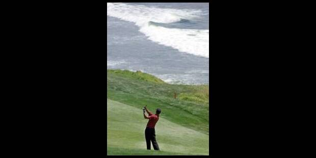Tiger Woods invente le «Chelem du Tigre»