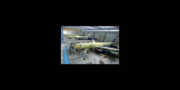 Airbus réduit la voilure - La Libre