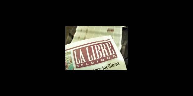 Le 21 mai, `La Libre´ la joue compacte - La Libre