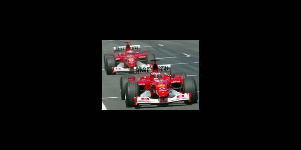 Barrichello, enfin ! - La Libre