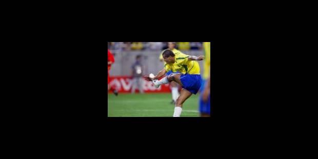 Le Brésilien Rivaldo quitte le FC Barcelone