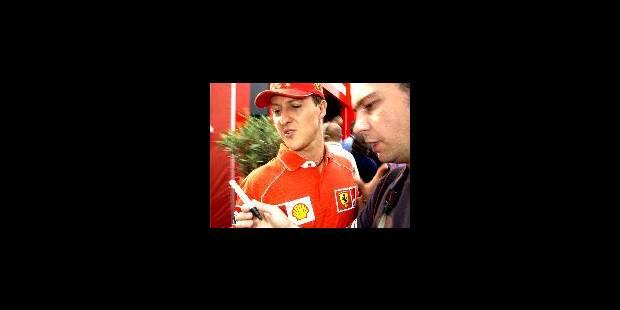 Michael Schumacher, dix ans déjà... - La Libre