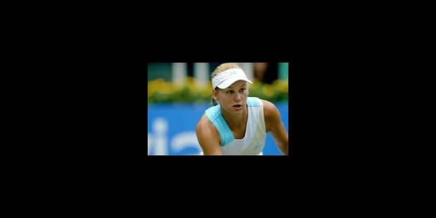 Kournikova battue en finale