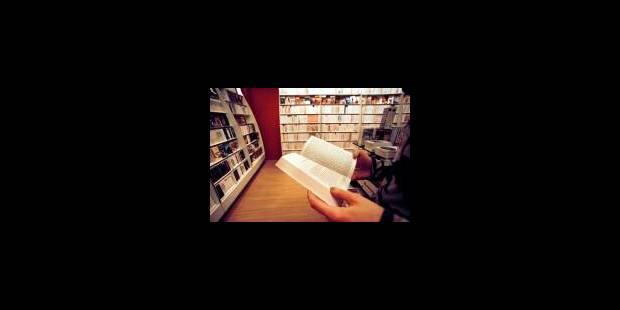 La fureur des livres - La Libre