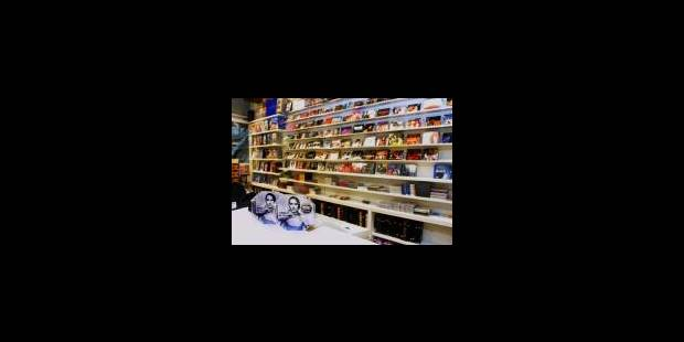 Le disque dans l'étau de la TVA - La Libre